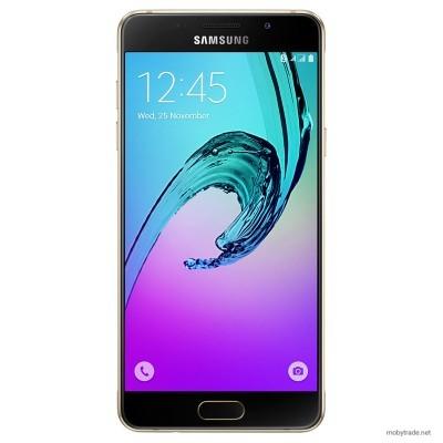 Смартфон Samsung Galaxy A5 2016 SM-A510F Gold (золотистый)