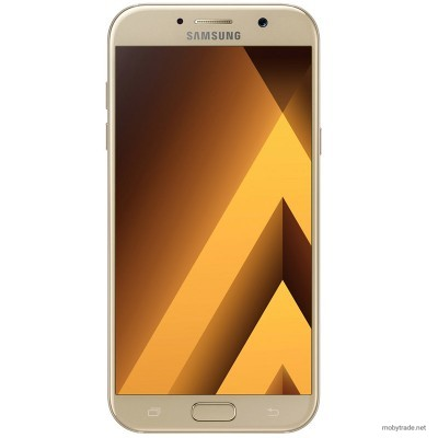 Смартфон Samsung Galaxy A3 2017 SM-A320F Gold (золотистый)