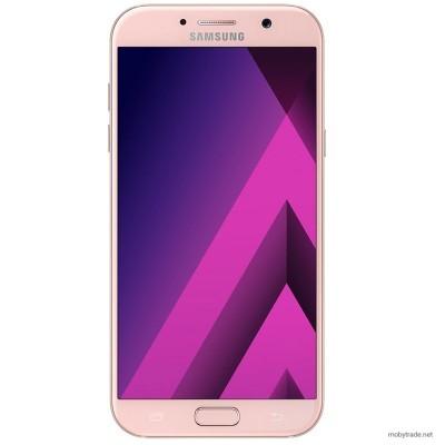 Смартфон Samsung Galaxy A3 2017 SM-A320F Pink (розовый)