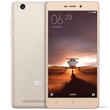 Смартфон Xiaomi Redmi 3 2GB/16GB Fashion Gold (золотистый)