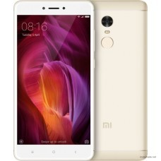 Смартфон Xiaomi Redmi Note 4 Global (Pro) 3GB/32GB Gold (золотистый)