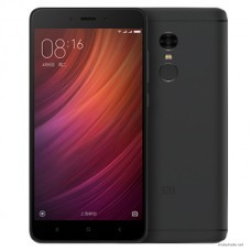 Смартфон Xiaomi Redmi Note 4 3GB/32GB Black (черный)