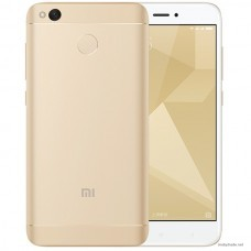 Смартфон Xiaomi Redmi Note 4X 3GB/32GB Gold (золотистый)