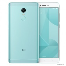 Смартфон Xiaomi Redmi Note 4X 3GB/32GB Green (мятный зеленый)