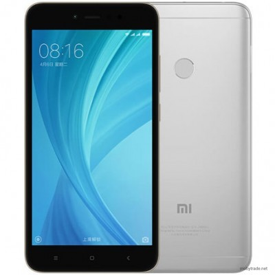 Смартфон Xiaomi Redmi Note 5A 3GB/32GB Gray (серый)